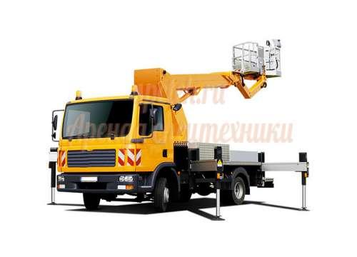 Автовышка Daewoo 45 метров